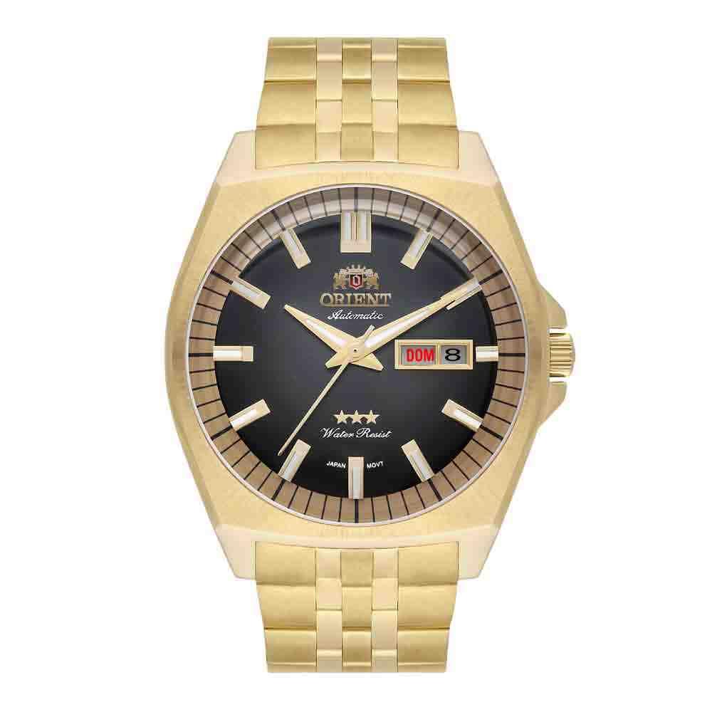 Relógio Masculino Orient F49GG010 P1KX