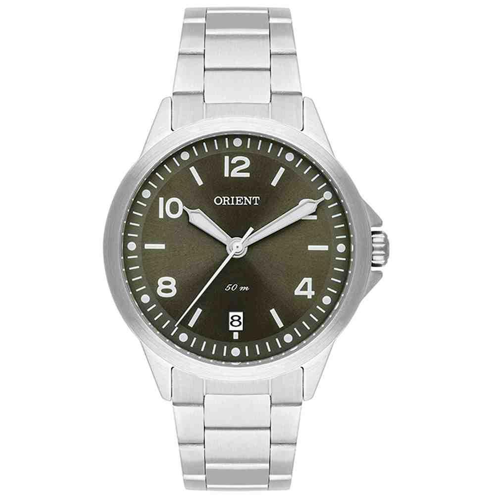 Relógio Orient Feminino Prata FBSS1159 E2SX