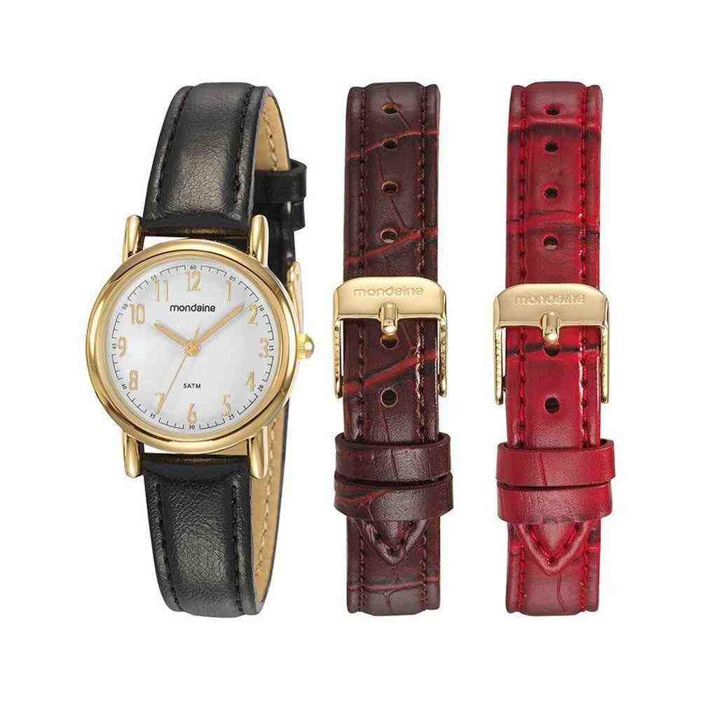 Relógio Mondaine Feminino Analógico 83485Lpmkdh3
