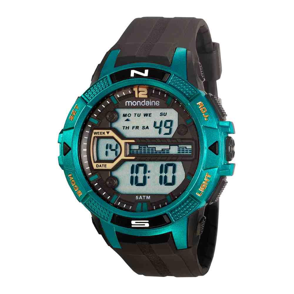 Relógio Mondaine Masculino Digital 85005G0MVNP2