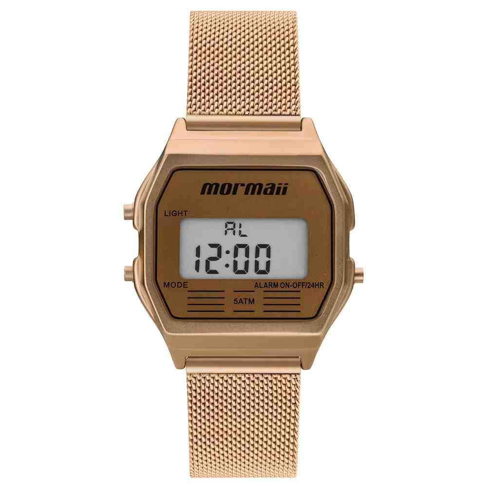 Relógio Mormaii Vintage Feminino Rosé MOJH02BC/4L