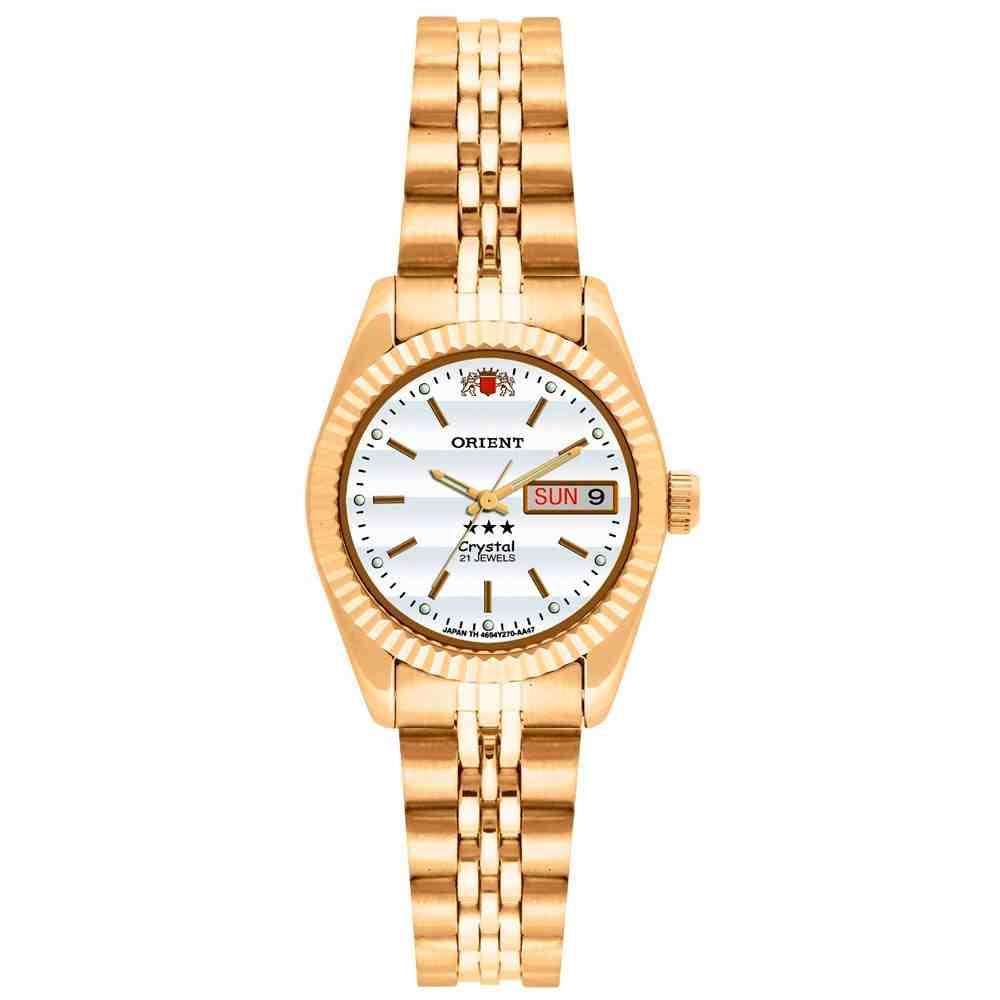 Relógio Orient Feminino Ref: 559eb1x