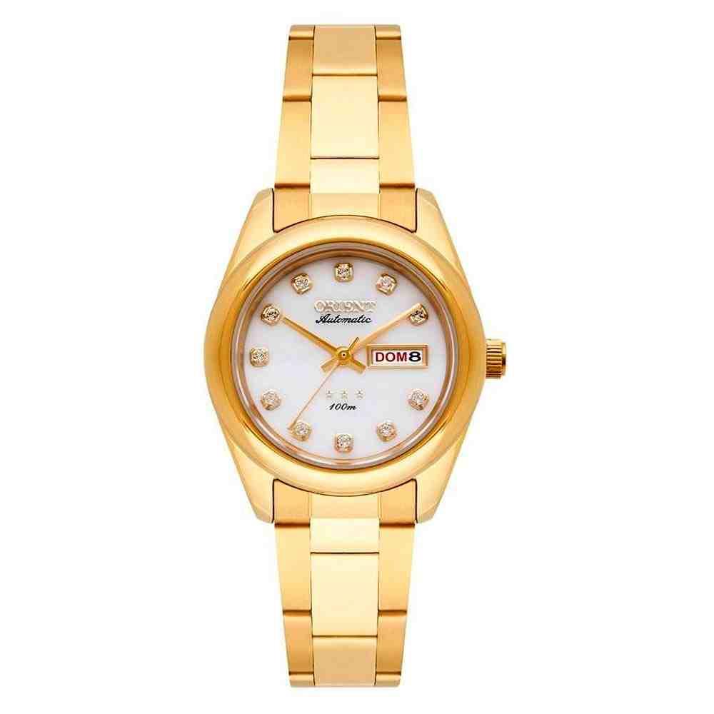 Relógio Orient Feminino Ref: 559gp010 B1kx