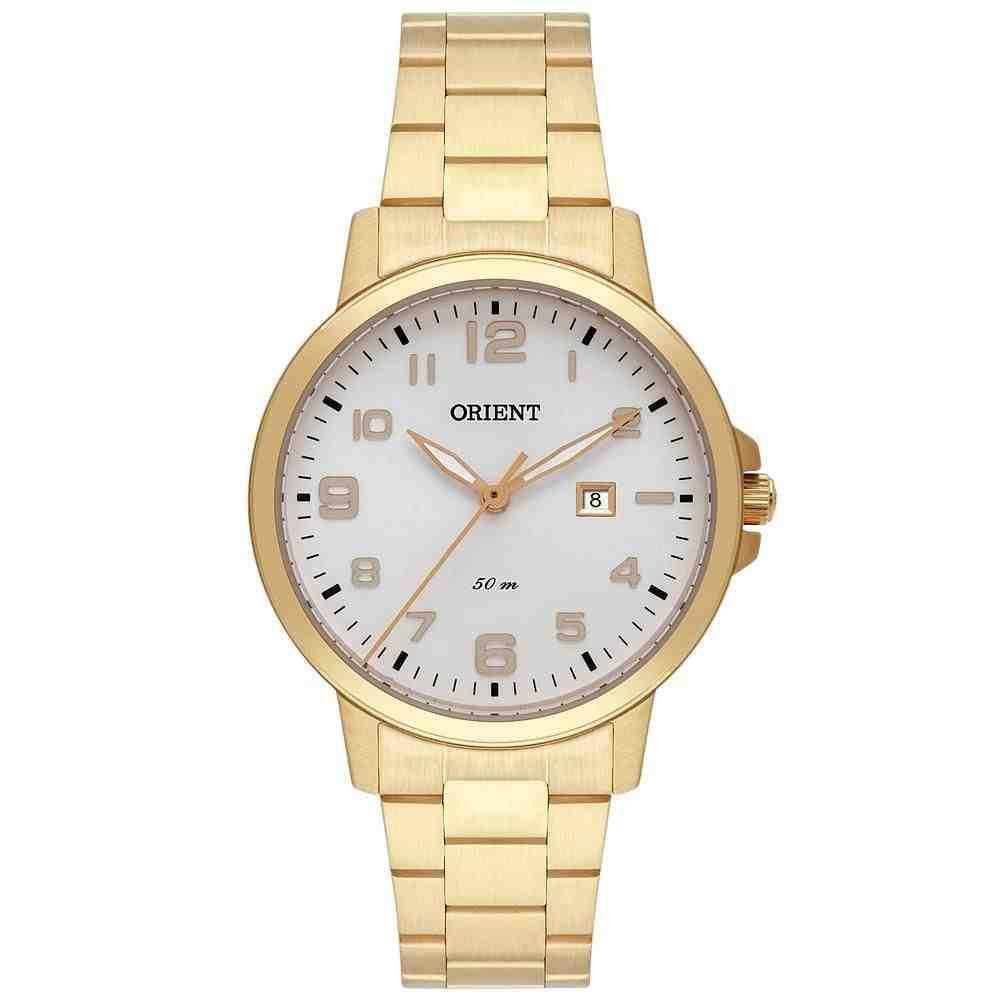 Relógio Orient Feminino Ref: Fgss1194 S2kx Social Dourado