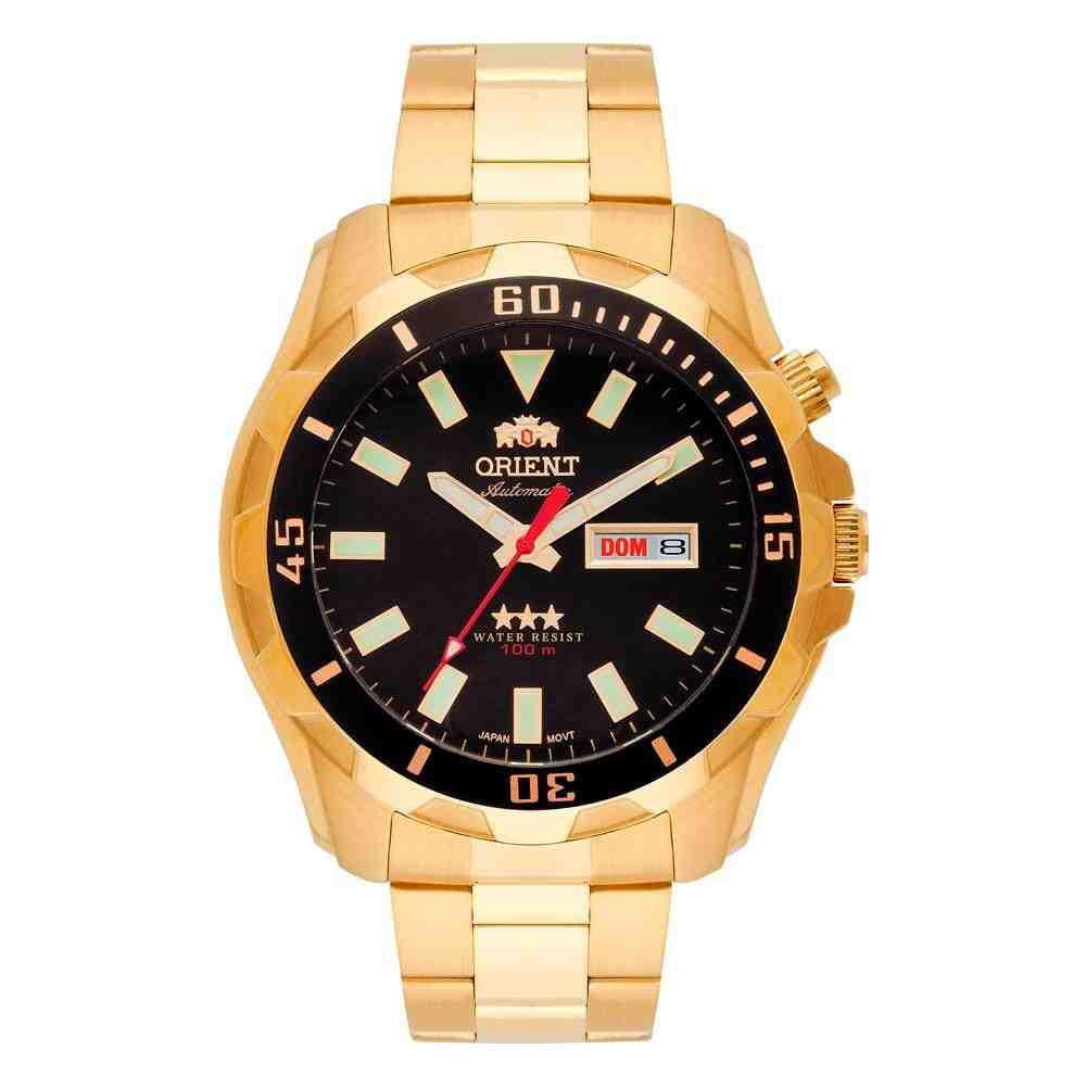 Relógio Orient Masculino Ref: 469gp078