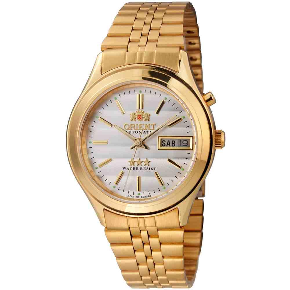 Relógio Orient Masculino Ref: Em03-a0 B1kx