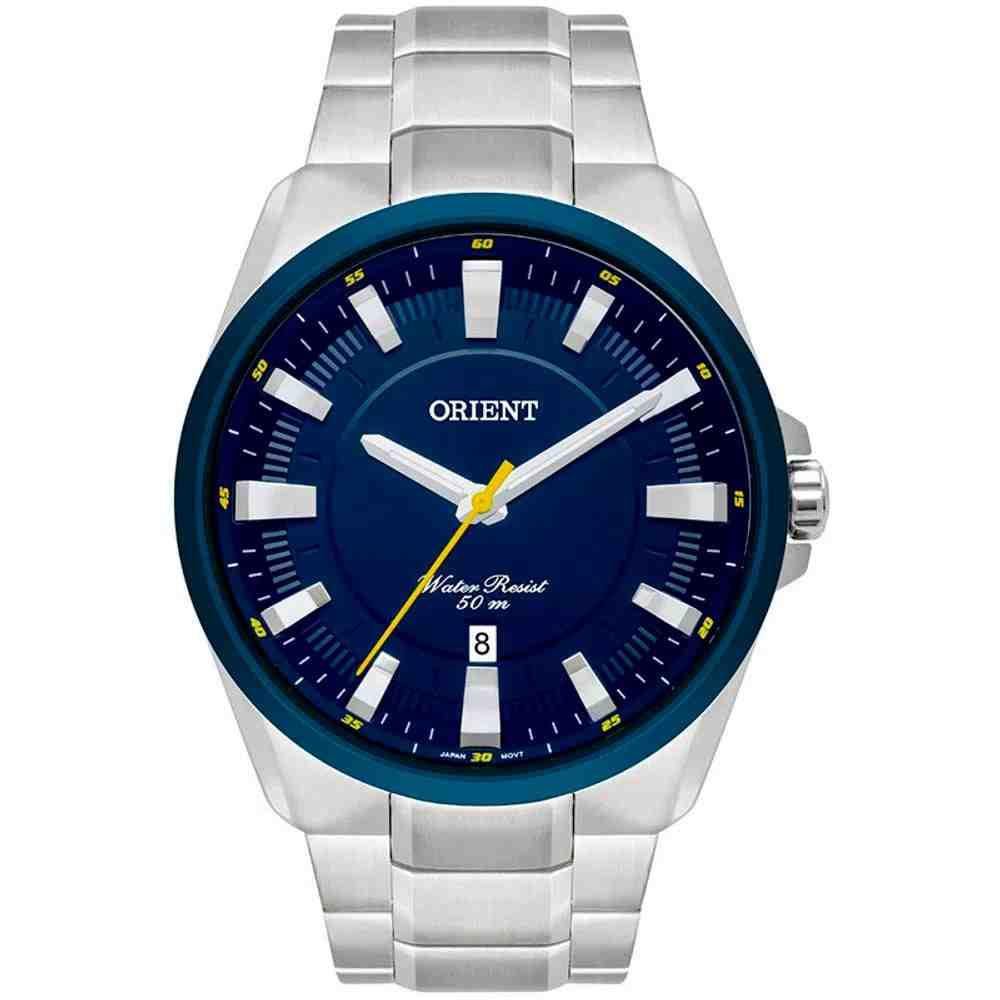 Relógio Orient Masculino Ref: Mbss1356 D1sx