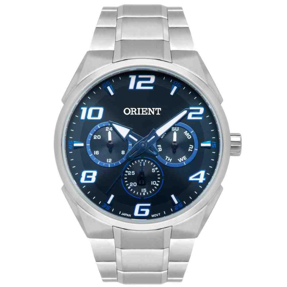 Relógio Orient Masculino Ref: Mbssm084 P2sx