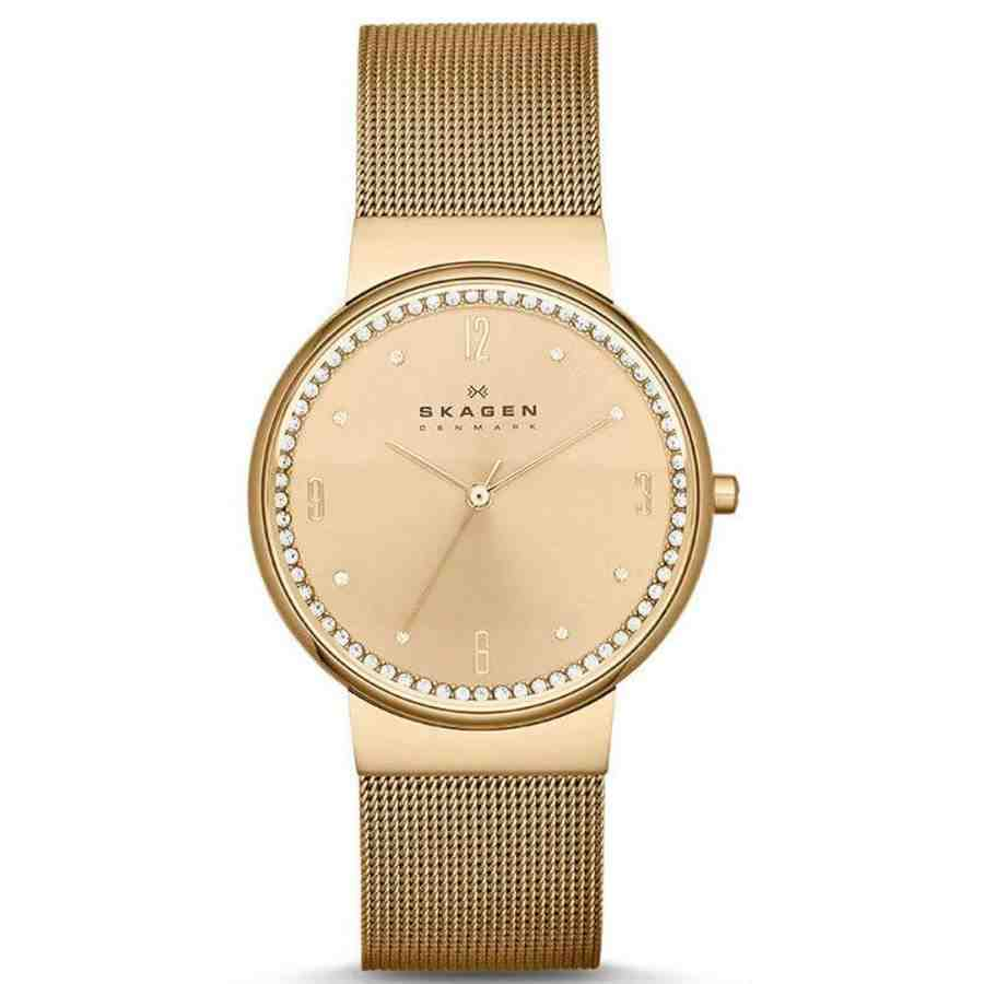 Relógio Skagen Feminino Ancher - Skw2129/Z