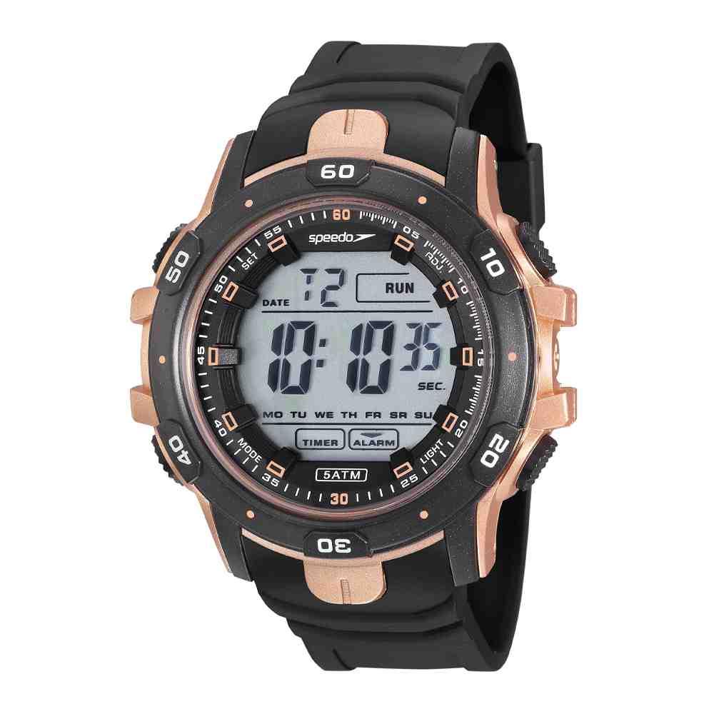Relógio Speedo Masculino Preto 11016G0EVNP2