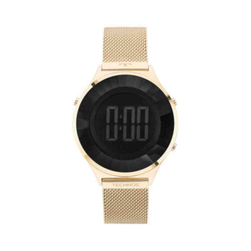 Relógio Technos Crystal Feminino BJ3851AD/4P - Dourado