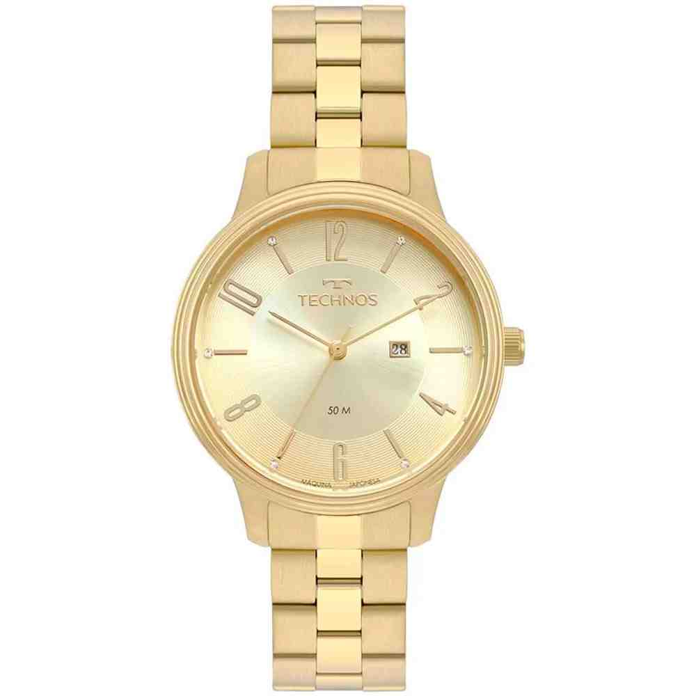 Relógio Technos Feminino - 2015CCJ/4X