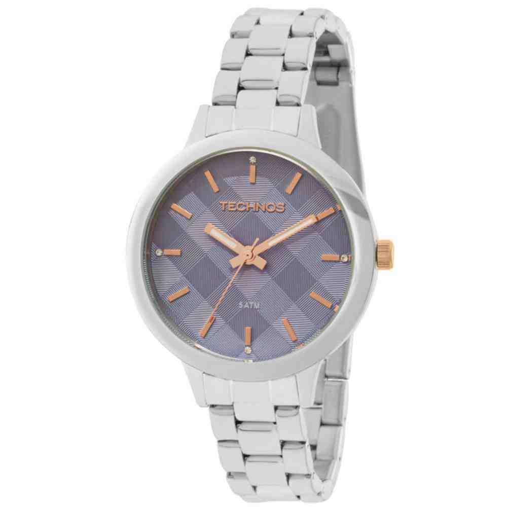 Relógio Technos Feminino 2036met/1a