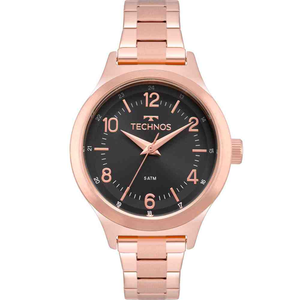 Relógio Technos Feminino Boutique Rosé 2035mnm/4p