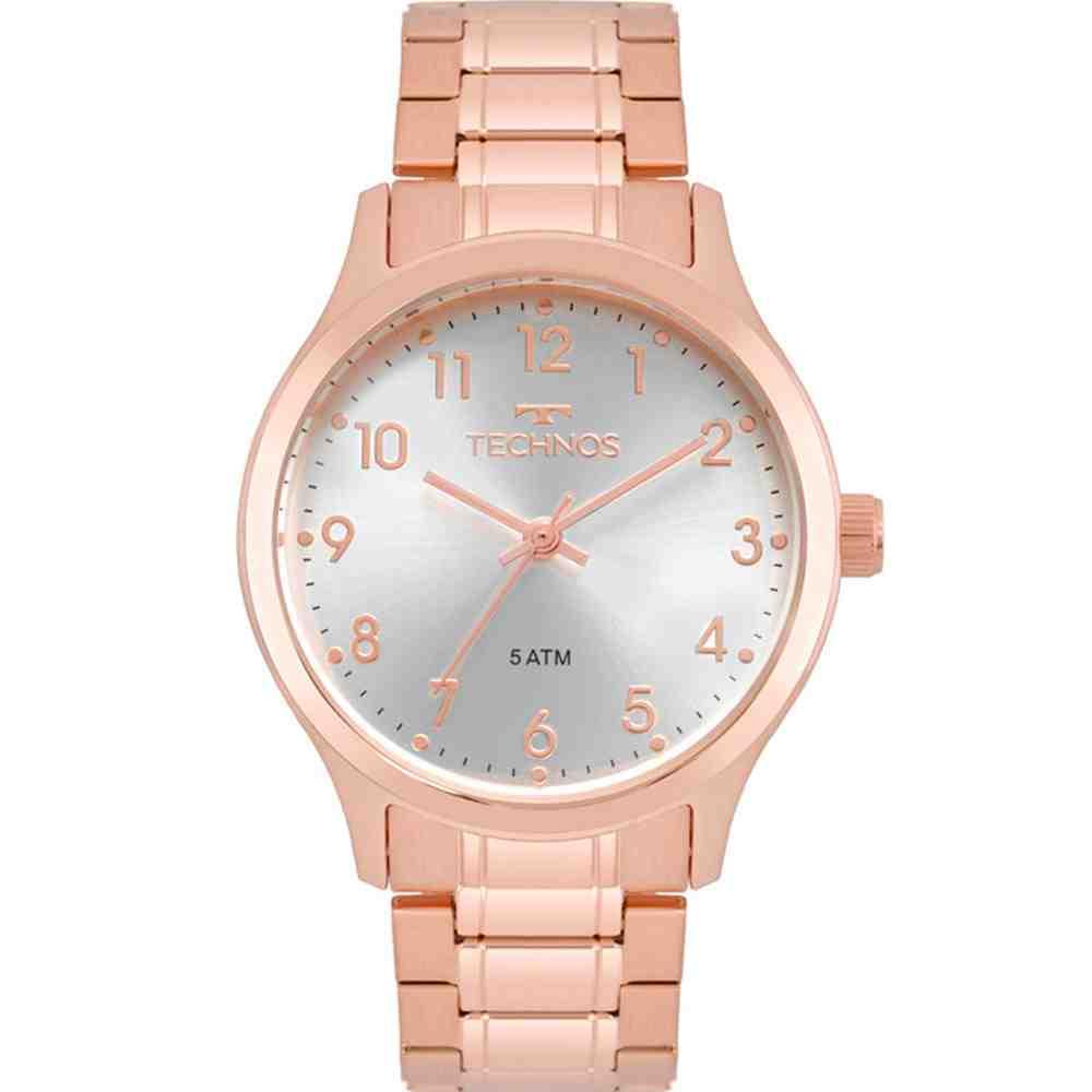 Relógio Technos Feminino Boutique Rosé 2035MPG/4K