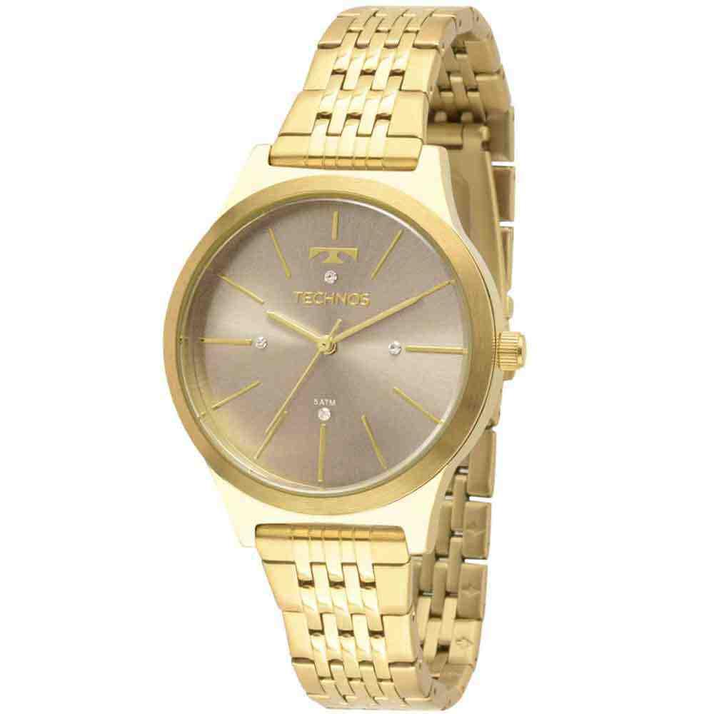 Relógio Technos Feminino Fashion Trend 2039BE/4C