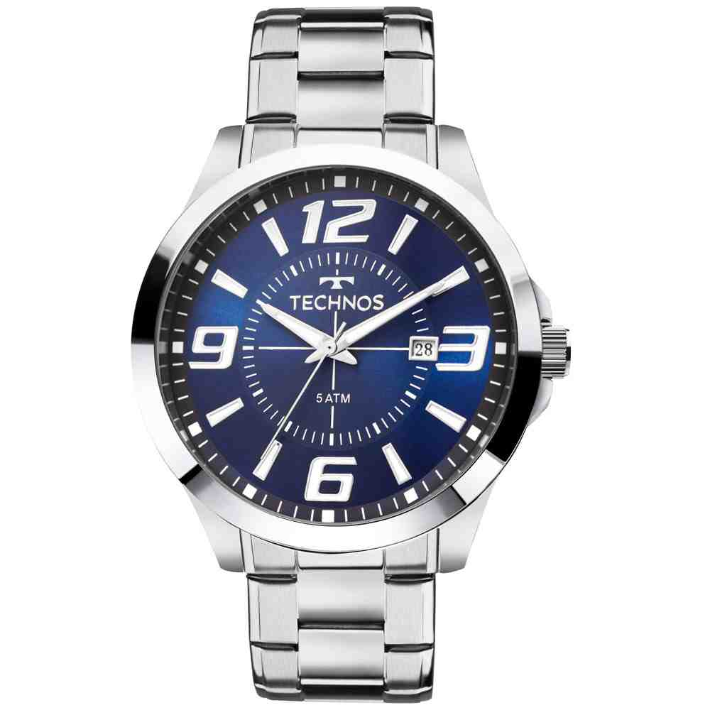 Relógio Technos Masculino 2115KZZS/1A