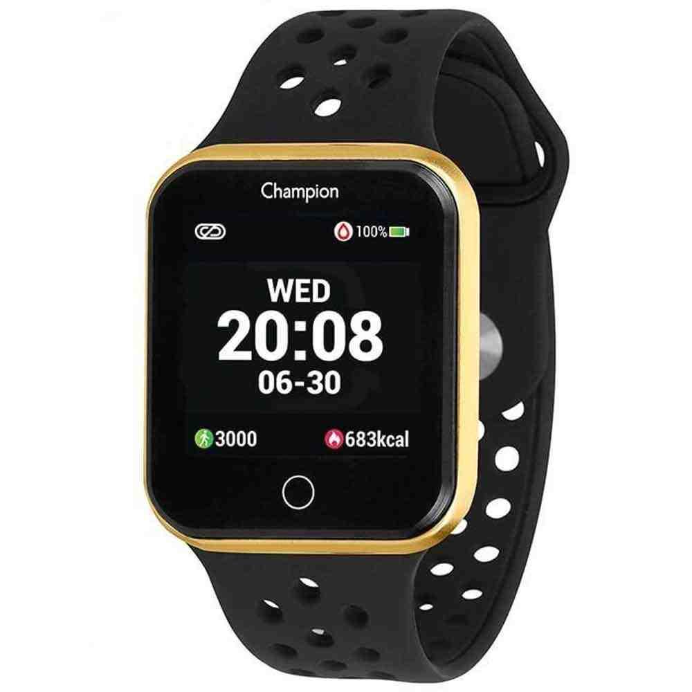 Relógio Unisex Smartwatch Champion CH50006U