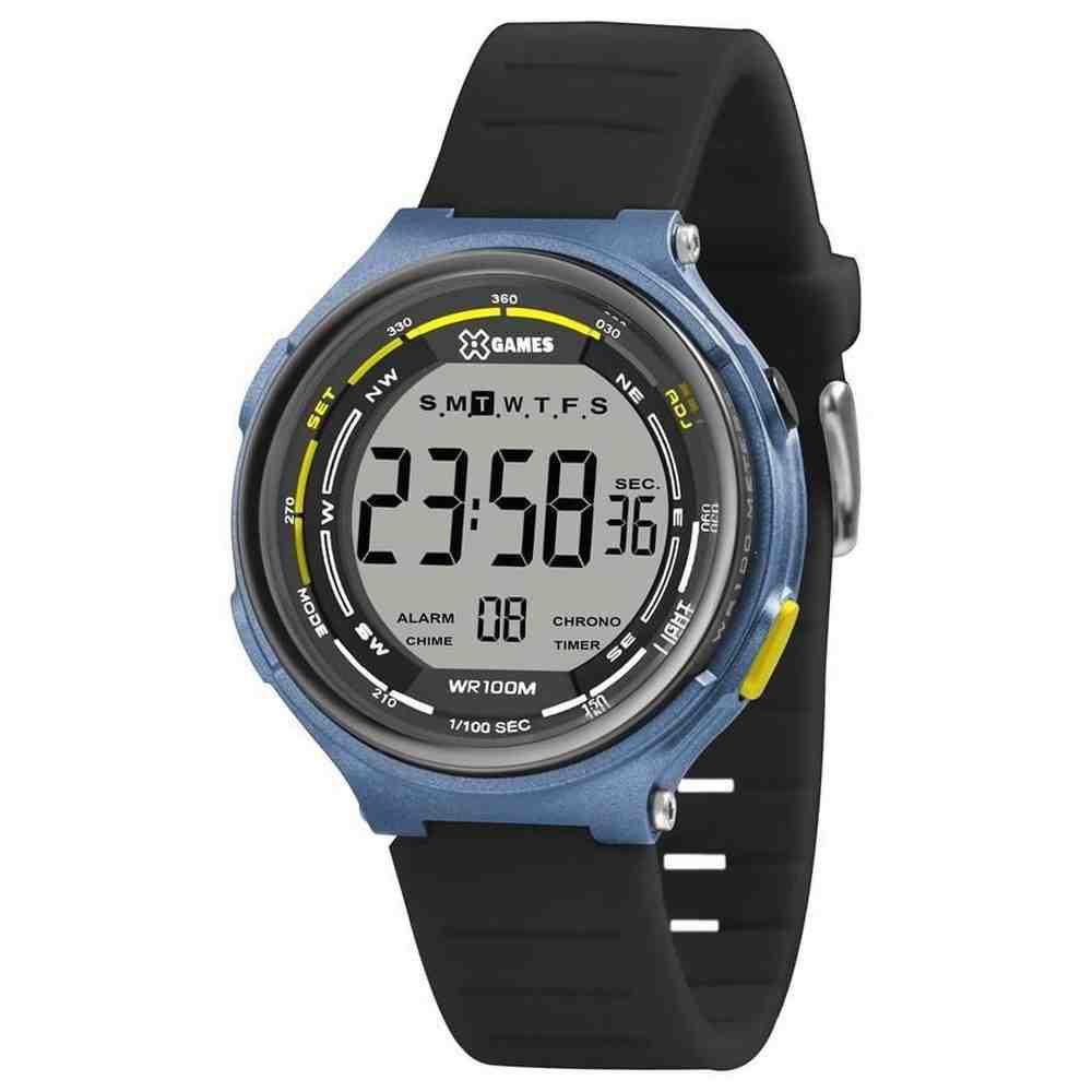 Relógio X Games Masculino Ref: Xmppd575 Bxpx Esportivo Digital