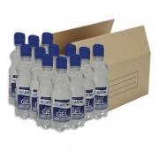 Caixa c/ 12 frascos de álcool em gel 70%  300gr / 340ml