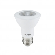 lâmpada led par 20 7W fria 6500K bivolt Avant