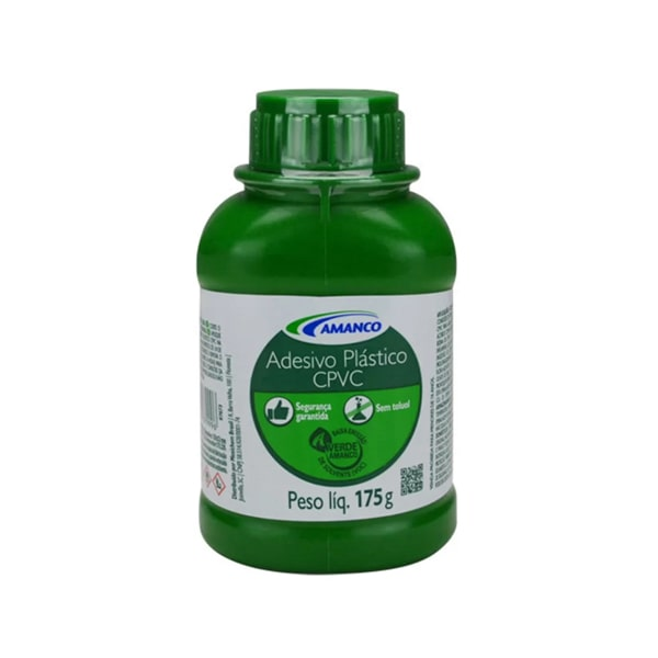 Adesivo plástico CPVC 175g (97673) Amanco