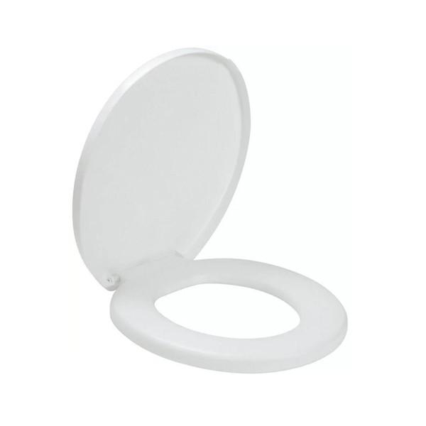 Assento sanitário confort branco Amanco