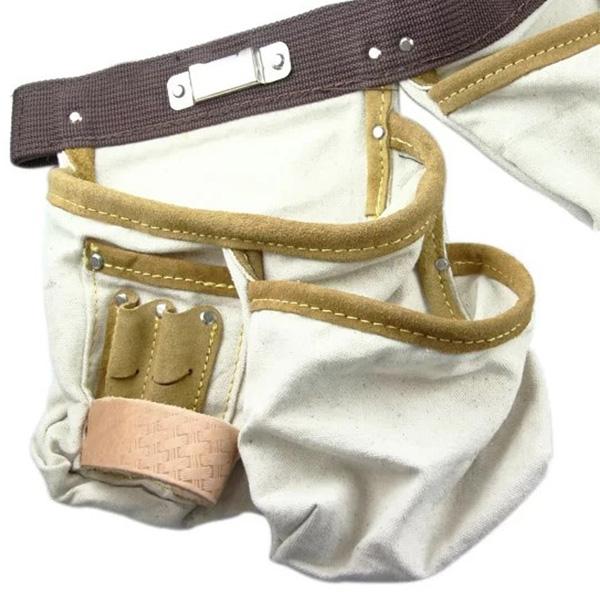 Cinto para ferramentas em lona c/ 10 bolsos (IW14086) Irwin