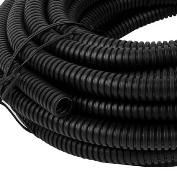 Conduite reforçado preto 32mm x 25m (10013) Dual