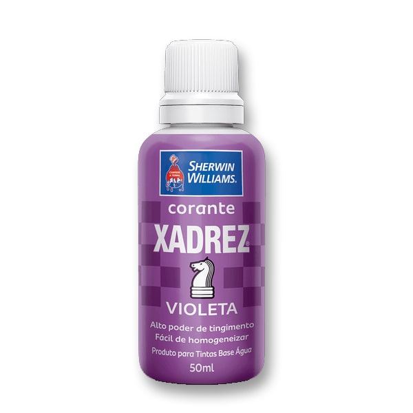 Corante líquido violeta 50 ml Sherwin Williams
