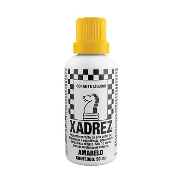 Corante líquido xadrez amarelo 50ml Sherwin Williams