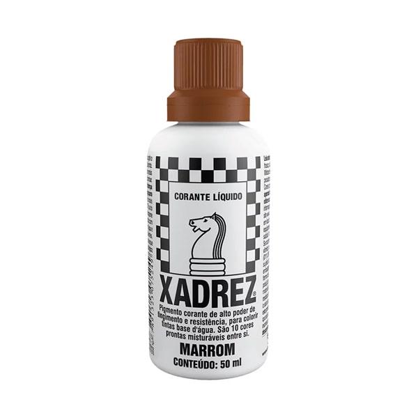 Corante líquido xadrez marrom 50ml Sherwin Williams