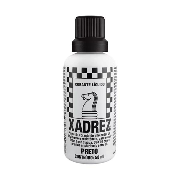Corante líquido xadrez preto 50ml Sherwin Williams