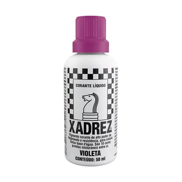 Corante líquido xadrez violeta 50ml Sherwin Williams