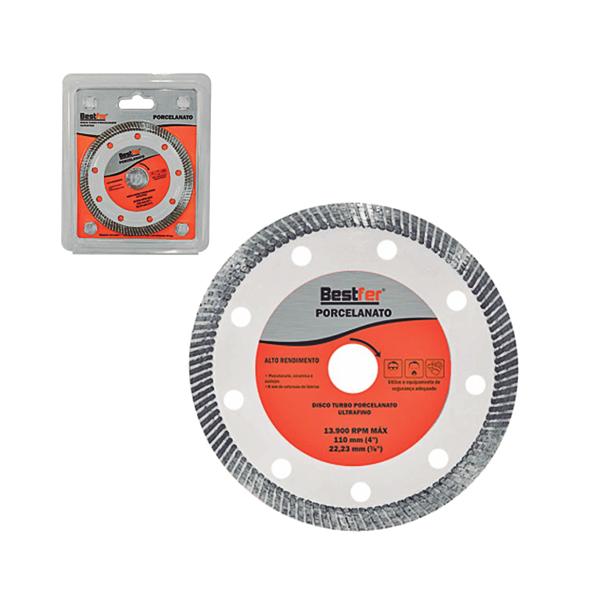Disco turbo porcelanato ultrafino Bestfer (BFH1861)