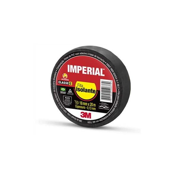Fita isolante imperial 18mm X 20m 3M