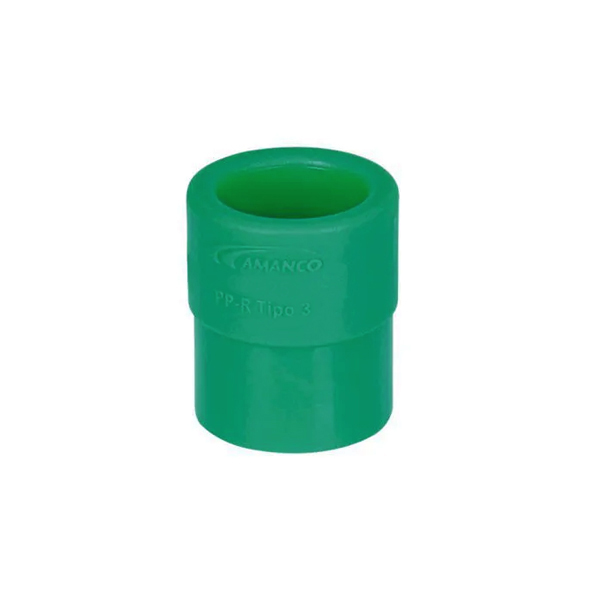 Luva de redução PPR 25mm X 20mm - (14582) Amanco