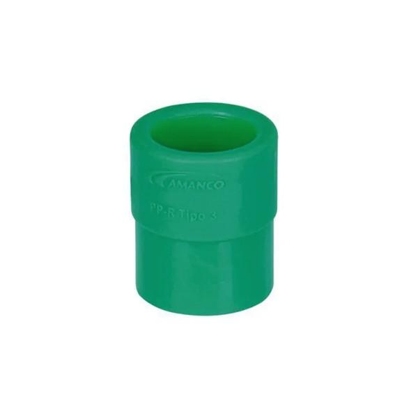 Luva de redução PPR 32mm X 25mm Amanco
