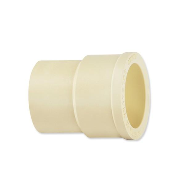 Luva de transição CPVC | PVC | Soldável 22mm x 25mm - Amanco