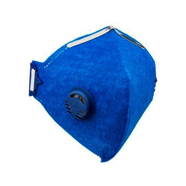 Máscara de proteção c/ respirador PFF1 Bestfer (BFH1165)