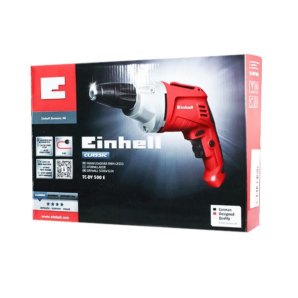 Parafusadeira Gesso/Drywall 500 127V Einhell