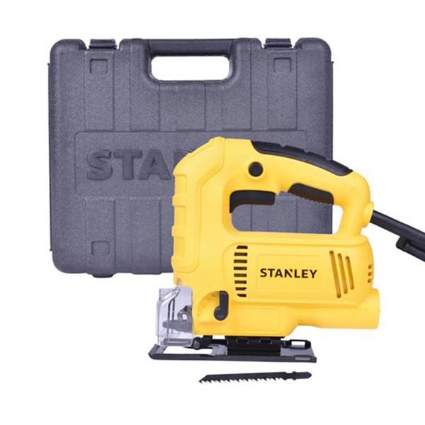 Serra tico-tico 600W c/ kit Stanley