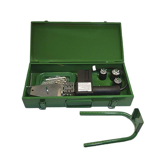 Termofusor PPR R63 110V c/ bocal 20mm / 25mm / 32mm Amanco