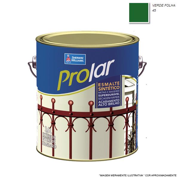 Tinta esmalte AB ProLar verde folha 3,6 gl (2944501) Sherwin Williams