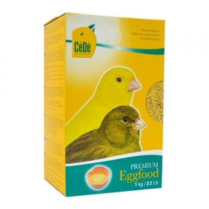 Cédé - Eggfood Canaries 1kg (Canários)