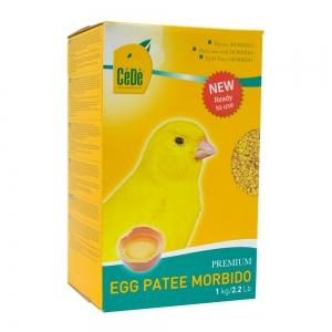 Cédé - Eggfood Morbido 1kg (Passeriforme com mel)