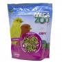 Megazoo Mix Canários - 350g