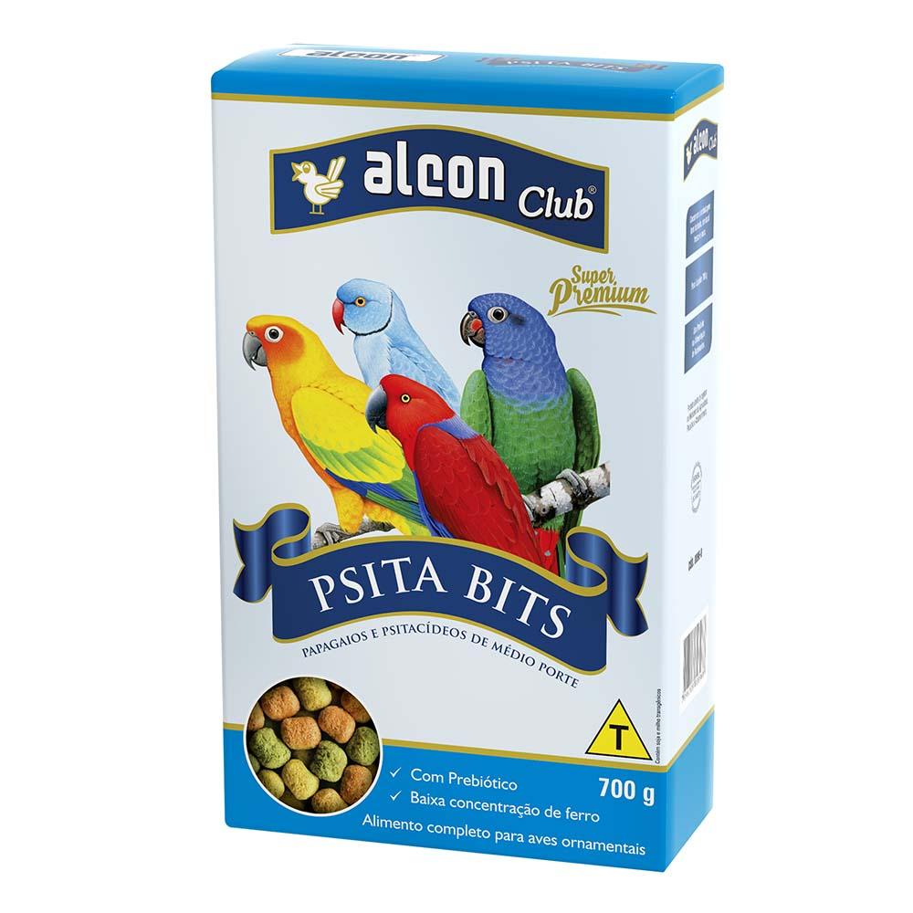 Alcon Club Psita Bits - 700g - Papagaios e Psitacídeos
