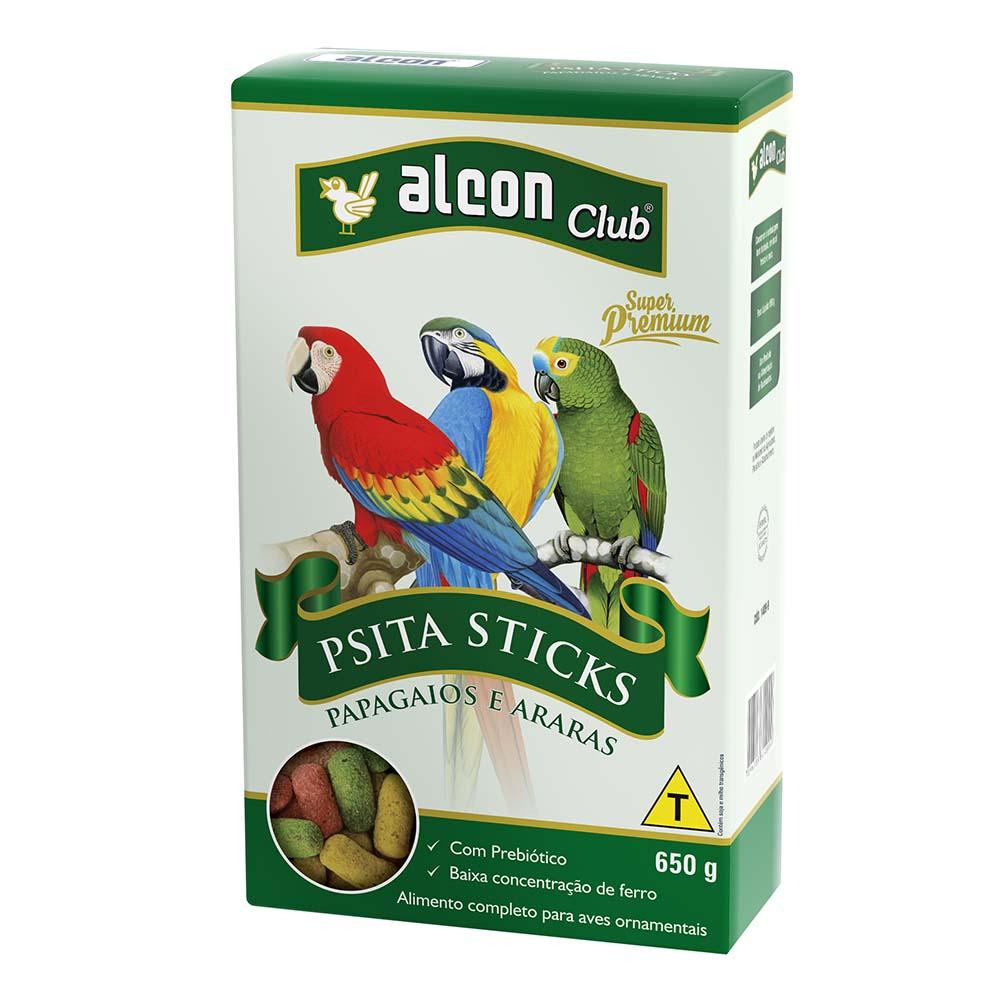 Alcon Club Psita Sticks - 700g - Papagaios e Psitacídeos