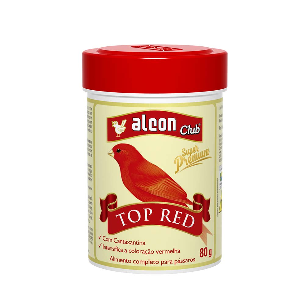 Alcon Club Top Red - 80g